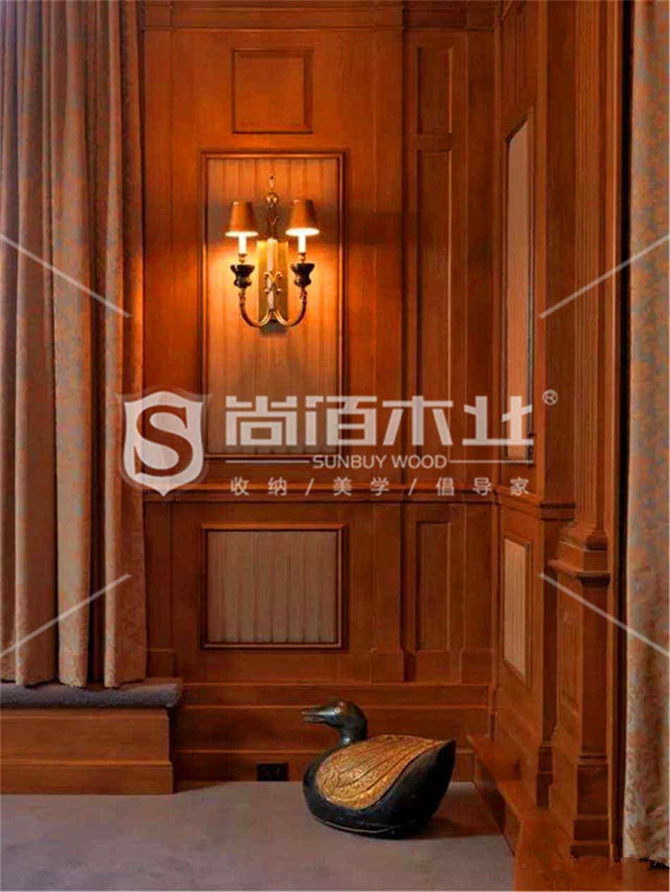 木门十大品牌法式风格整木家居